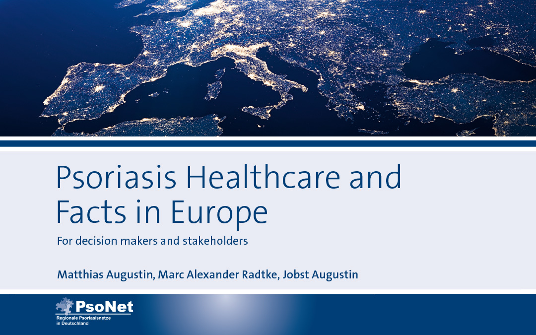 Psoriasis in Europa: Fakten, Fakten, Fakten…